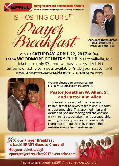 EPNET Prayer Breakfast